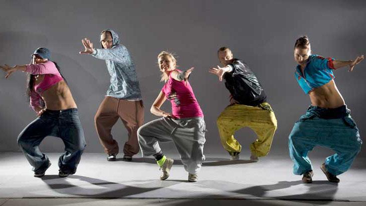 хип хоп фото танцев